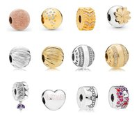 2019 spring clip beads collection Fits for Pandora Bracelets...