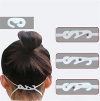 Disposable mask buckle ear savers extension buckle head- moun...