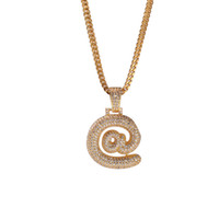 NEW Bail Drip Bubble US Dollar @ # ? Symbol Chain Necklaces ...