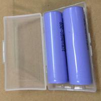 Yüksek Kaliteli ICR18650-30B 3000 mah 3.7 V Şarj Edilebilir Lityum Pil gibi Elektronik ürünler için elektronik sigara ve elektrikli gadget