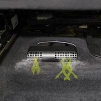 Автомобильное укладка сиденья кондиционирования воздуха.