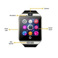 wholesale Smart Watch With Camera, Q18 Bluetooth Smartwatch ...