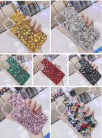 Bling Crystal Diamonds Rhinestone 3D Stones Phone Case Cover...
