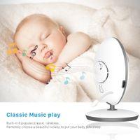 Baby Monitor Wifi VB605 nounou vidéo Intercom Caméra bébé avec moniteur portable Baba électronique Nanny Talkie Walkie Babysitter IR
