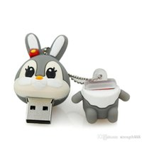 Super Real Capacity Little Rabbit Usb Flash Drive16GB~128GB ...