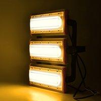 Светодиодный прожектор завод прожектор открытый уличный фонарь садовый фонарь 150W реклама лампа супер яркий прожектор водонепроницаемый прожектор