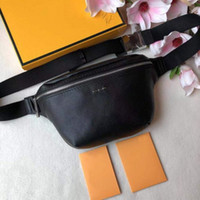 Nuevas mujeres de los hombres de lujo del diseñador bolsos monederos negro bolsas crossbody genuino bolso de la cintura de cuero de calidad superior de la marca de moda 30x17x8cm