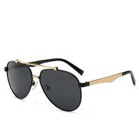 Venta al por mayor vendedora caliente del niño de la muchacha del muchacho de espejo gafas de sol marca de diseño retro lentes de gafas Estilo de recubrimiento gafas de protección UV400