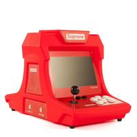 3D يده لعبة وحدة الروك ممر لعبة آلة 10 بوصة لعبة فيديو HD LCD لاعب عصا التحكم المزدوج الرجعية الكلاسيكية 2700 ألعاب أفضل هدية