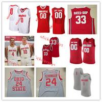 New Arrival Basketball Jersey. New Arrival. Custom NCAA Ohio State ... 46babf360