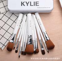 Hohe Qualität K Brand Jenner Kosmetik Professionelle Make-up Pinsel Set KY Foundation Pulver Blush Make-up-Werkzeuge