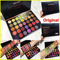 makeup eyeshadow palette Beauty Glazed POPPING palette 35 Co...