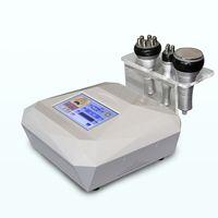 mini macchina ad ultrasuoni portatile cavitazione / laser lipo laser corpo macchina sottovuoto rf corpo dimagrante sottile lipolaser
