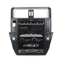 """Écran vertical 9,7 """"Radio GPS stéréo pour Android 7.1 avec DVD de voiture 7.1 de voiture pour Toyota Prado 150 LC150 2011 2012 2013 Bluetooth WIFI"""