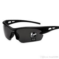 2018 nova marca ciclismo uv400 óculos esporte ao ar livre da bicicleta da bicicleta da motocicleta correndo à prova de explosão de golfe de alta qualidade óculos de sol