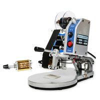Dy-8 fita direta de calor tipo código de produção de impressora número de data de prateleira vida de alumínio alumínio alimentos embalagens de alimentos