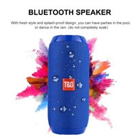 TG Bluetooth Speaker Portable Outdoor Sport Loudspeaker Wire...