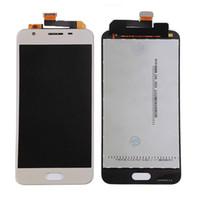 5.0 Écran d'affichage LCD pour Samsung Galaxy J5 Prime G570 G570F G570M G570Y G570F / DS Pièces de rechange Noir