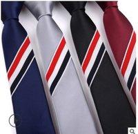 Оптовая продажа высокое качество низкая цена 10 шт. / лот мужской деловой галстук галстук вверх-рынок 7.5 x