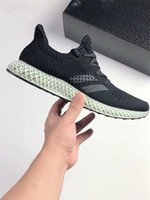 Con Box Futurecraft 4D 2019 AlphaEdge ASW LTD Verde Triple Nero Bianco Rosso Mens Designer Trainer Sport Sneaker