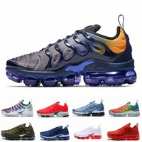 2019 Fades Work Blue TN Plus Men women Running Shoes Pure Pl...