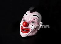 FMA Hallowmas партия необычные платья косплей CS Slipknot клоун группа Маска TB1171 новая версия мультфильм классический высокое качество