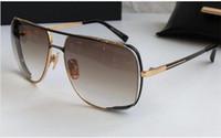 Neue Top-Qualität 2010 Mens-Sonnenbrille Männer Sonne Frauen Sonnenbrille Mode-Stil Gläser schützt Augen Gafas de sol lunettes de soleil mit Box