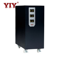 PRO-3-45KVA yiy AC regolatore automatico di tensione stabilizzatore 3-FASE 4 FILI trifasico MCU controllo del sovraccarico pretection / display colorato