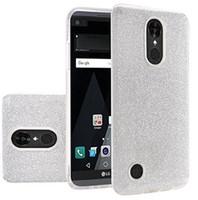 Nokia N3 N5 N6 N8 5.1 6.1 7.1 3.1 Artı Coolpad Defiant Aydınlatmak Glitter Sparkle Bling Üç Katmanlı Şok Emilimi Koruyucu Kılıf