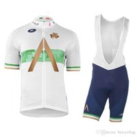 2018 Jersey in bicicletta Maillot Ciclismo Manica corta e ciclismo (Bib) Pantaloncini da ciclismo Kit Kit Cinturino Cycle Jerseys Ciclismo Bicicles B18091701