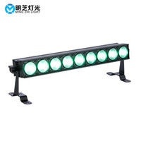RGBW 4in1 indoor Linear Bar with 9 *8W Ultra bright HEX LEDs Stage COB Bar Light