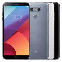 الأصلي تجديد LG G6 H870DS H870 H871 H872 VS988 5.7 بوصة رباعية النواة 4GB RAM 32 / 64GB ROM 13MP مفتوح 4G LTE الهاتف الذكي DHL 1PCS