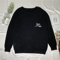 2020 Erkekler Kazak 20FW Moda Uzun Kollu Sweatershirts S-2XL Asya Boyutu Kazak Toptan Erkek Giyim TT2001031