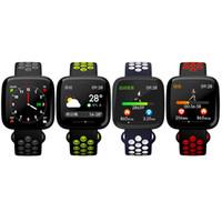 F15 Smart Armband Uhr Blutdruck Blut Sauerstoff Pulsmesser Smart Armbanduhr IP68 Fitness Tracker Bands Für IOS Android iPhone
