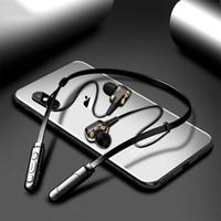 G01 Fone de ouvido sem fio Bluetooth Fones de ouvido sem fio Quatro Unidades Dupla Duplo Dinâmico Híbrido Profundo Fone de Ouvido Bass para telefone com MIC 5.0