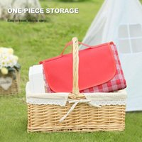 Picnic Mat Damp- proof Mat Oxford Cloth Outdoor Products Picn...