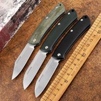 야외 포켓 과일 EDC 도구 실용적인 신사 접는 칼을 사냥 BM OEM 319s30v 블레이드 G10 핸들 마크 캠핑