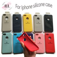 silicone case for iPhone 7 8 Plus X XS X Max XR 6 6S 6 plus ...