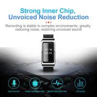 gravador de vídeo Áudio 1080P relógio inteligente mini-câmera 8GB 16GB 32GB Smart Camera pulseira Wearable relógio pulseira