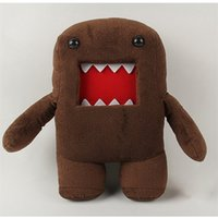 20- 50cm Japan Cartoon Figure Domokun Funny Plush Doll Childr...