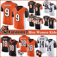 9 Joe Burrow & Burreaux Cincinnati