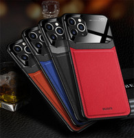 For Samsung S20 Leather Phone Case For Iphone 11 Pro Max HUA...