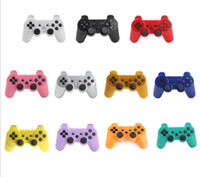 PS3 controllers Wireless Controller Bluetooth Game Controlle...