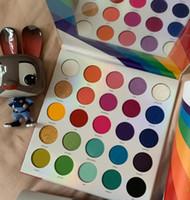 Dernier 25 couleurs M Couleurs Madow Shadow Palette Matte Shimmer Maquillage Pauvres Pauvres Palesettes Make Life Coloré 25L Pile Shadow Palette Cosmétiques