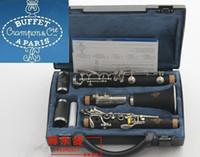 Büfe 1986 B12 BB Klarnet 17 Tuşlar Crampon Cie Bir Paris Klarnet Ile Kılıf Aksesuarları Müzik Aletleri Oynamak