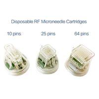 Tête de rechange jetable or cartouche fractionnaire RF microneedle microneedling micro aiguille machine cartouches conseils pièces de rechange