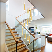 Spiral staircase Chandelier Living room staircase Stairwell ...