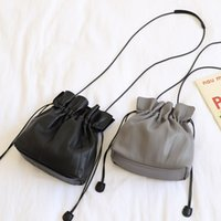2020 new women' s shoulder bag fashion Korean bucket bag...