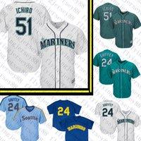 6c7d5f0629d Wholesale ken griffey jr jerseys resale online - Seattle Suzuki Mariners  Ichiro Suzuki Majestic Home Official