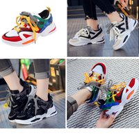 ABO run Shoes Speed Trainer High Quality Sneakers triple S S...
